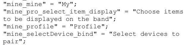 Imagen - Xiaomi Mi Band tendrá un modelo con pantalla
