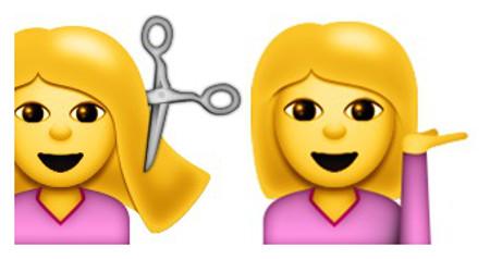 Imagen - ¿Qué significa el emoji de la chica con la mano levantada?