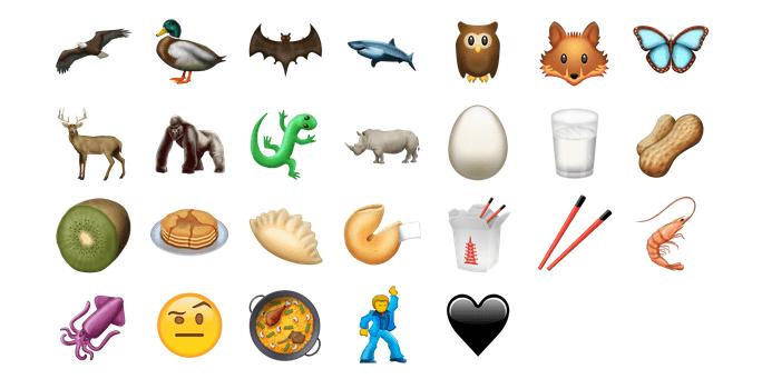 Imagen - WhatsApp añade nuevos emojis