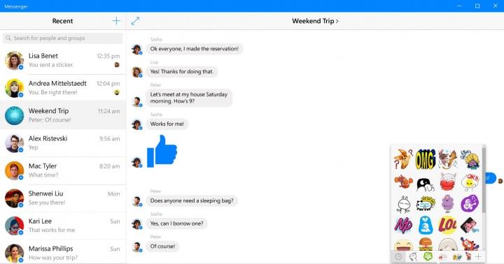 Imagen - Facebook, Messenger e Instagram llegarán como apps universales a Windows pronto
