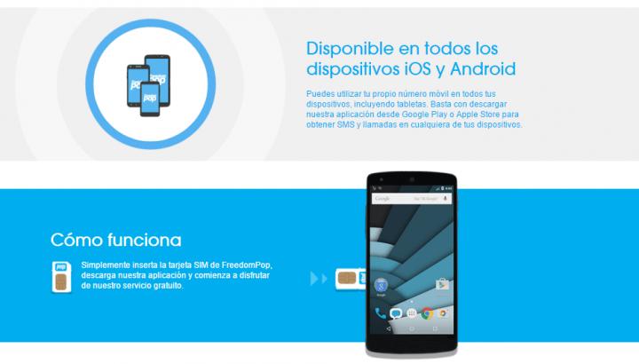 Imagen - FreedomPop llega a España y ofrecerá SMS, llamadas y datos gratis