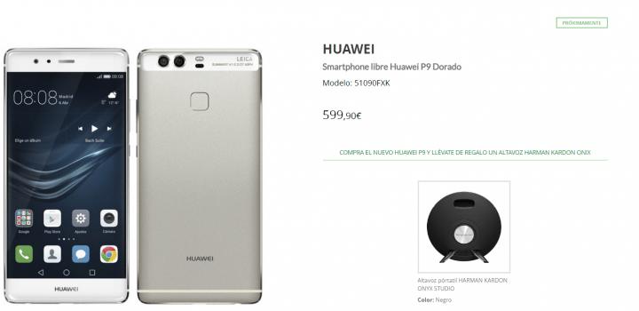 Imagen - Dónde comprar el Huawei P9