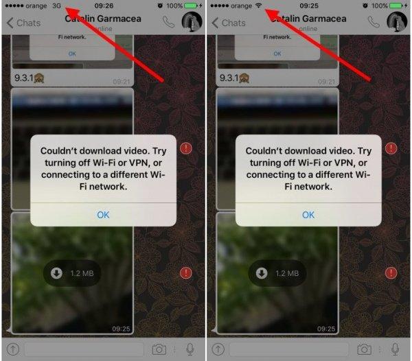 Imagen - iOS 9.3.1 causa problemas con WhatsApp