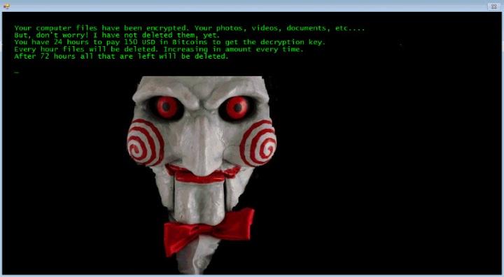 Imagen - Jigsaw, el malware que secuestra tus archivos y los borra hora a hora
