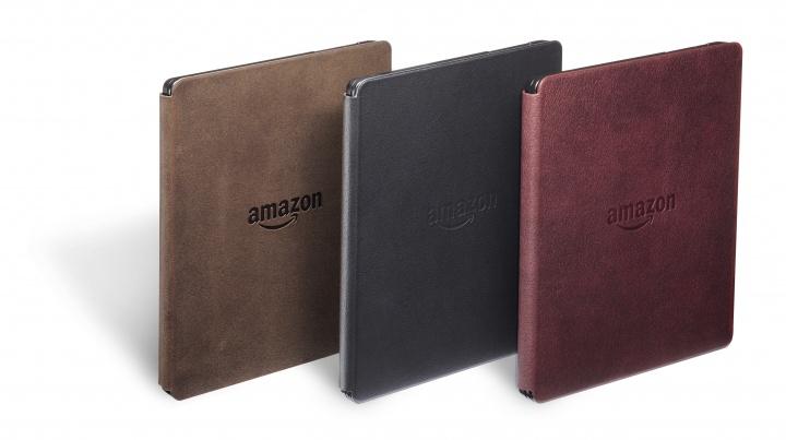Kindle Oasis, ya es oficial el nuevo Kindle