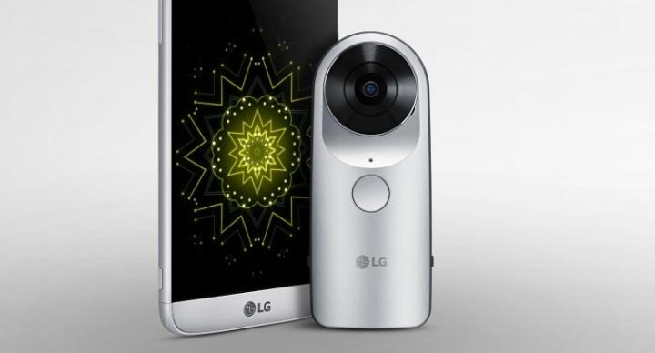 Imagen - LG G5: Módulos y accesorios