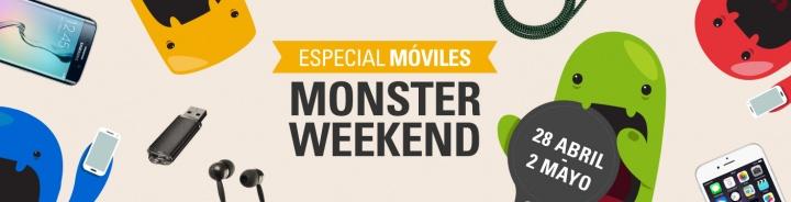 Imagen - Ofertas en smartphones durante el Monster Weekend de eBay