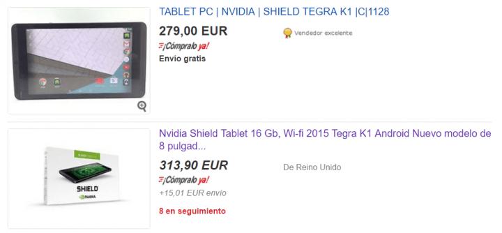 Imagen - 4 tiendas dónde comprar la Nvidia Shield K1