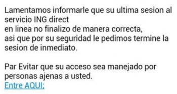 Imagen - Cuidado con los emails fraudulentos de ING Direct