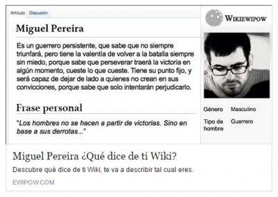 Imagen - ¿Qué dice de ti Wiki?, el nuevo viral en Facebook