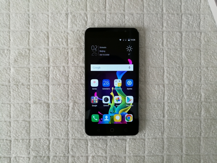 Imagen - Review: Coolpad Modena, un smartphone de 5,5 pulgadas asequible