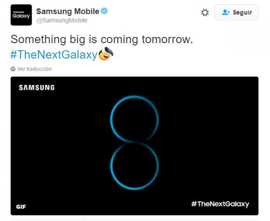Imagen - Samsung Galaxy S8 tendría un modelo con 6GB de RAM y 128 GB de almacenamiento