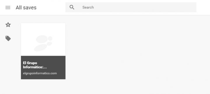 """Imagen - Google Chrome lanza una extensión para guardar links para """"leer más tarde"""""""