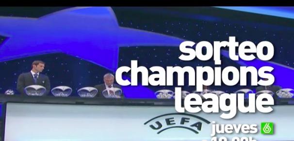 Imagen - Cómo ver el sorteo de la Champions League de semifinales en Internet