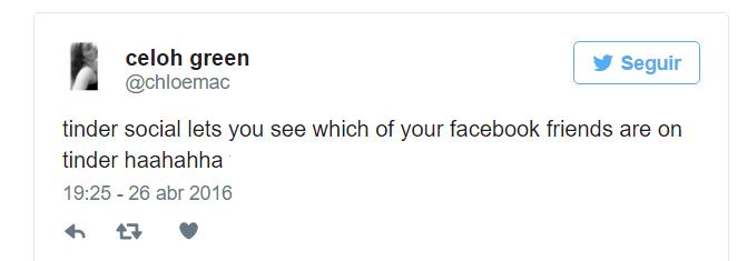 Imagen - Tinder permitirá saber que gente de tu Facebook está en la app