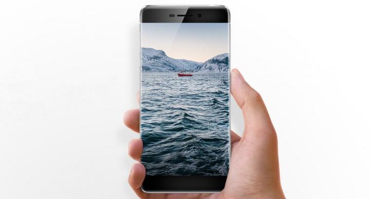 Ulefone Future, un smartphone sin bordes y con buenas especificaciones