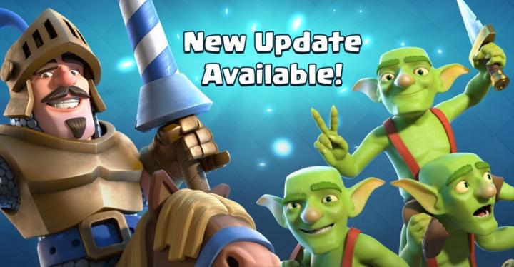 Imagen - Clash Royale se actualiza con nuevas cartas y otras mejoras