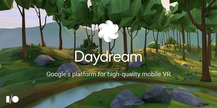 Daydream, la realidad virtual llega a Android
