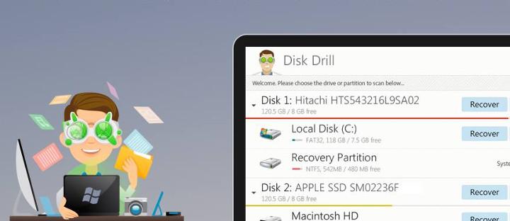 Imagen - Review: Disk Drill, recupera tus archivos perdidos de forma sencilla