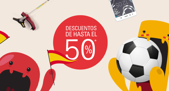 Ofertas en eBay del 19 al 22 de mayo por el Monster Weekend