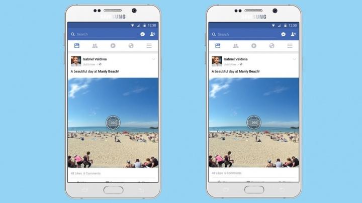 Imagen - Facebook permitirá subir fotos en 360 grados