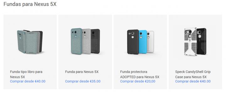 Imagen - Todos los dispositivos y accesorios que vende Google