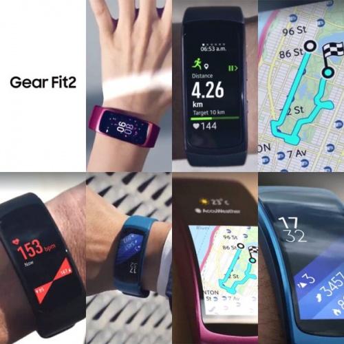 Imagen - Aparecen las primeras imágenes de la Samsung Gear Fit 2