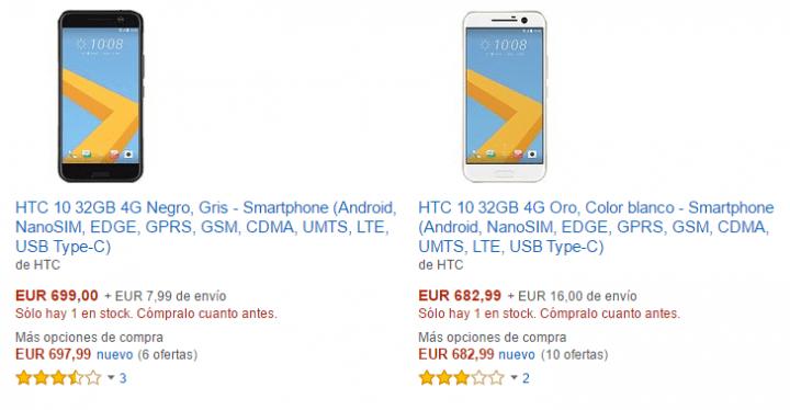 Imagen - 5 sitios dónde comprar el HTC 10
