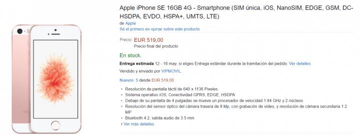 Imagen - Dónde comprar el iPhone SE