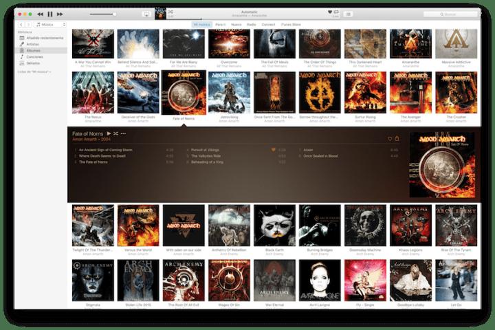 Imagen - Descarga iTunes 12.4 con nuevo diseño