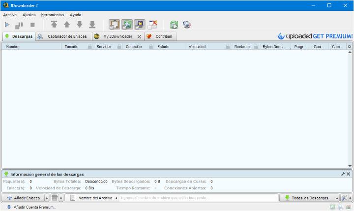 Imagen - El nuevo JDownloader 2 ya está disponible