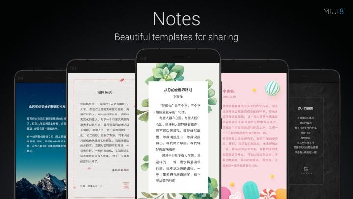 Imagen - Xiaomi presenta MIUI 8: conoce las novedades