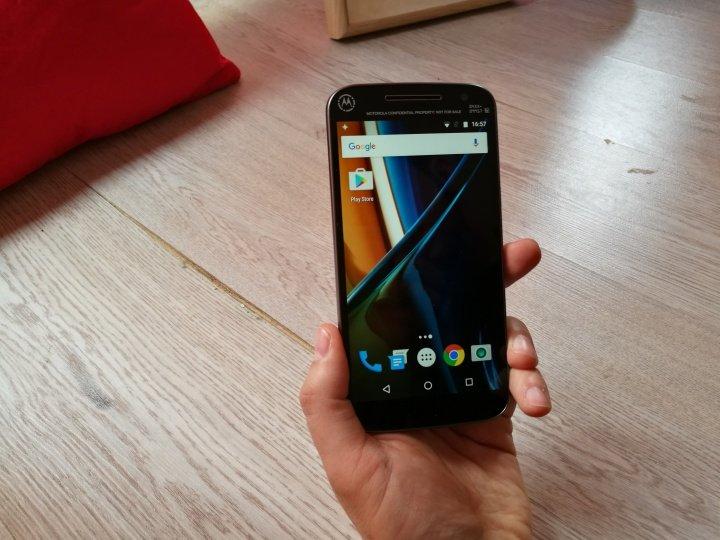 Imagen - Moto G4 y G4 Plus ya son oficiales