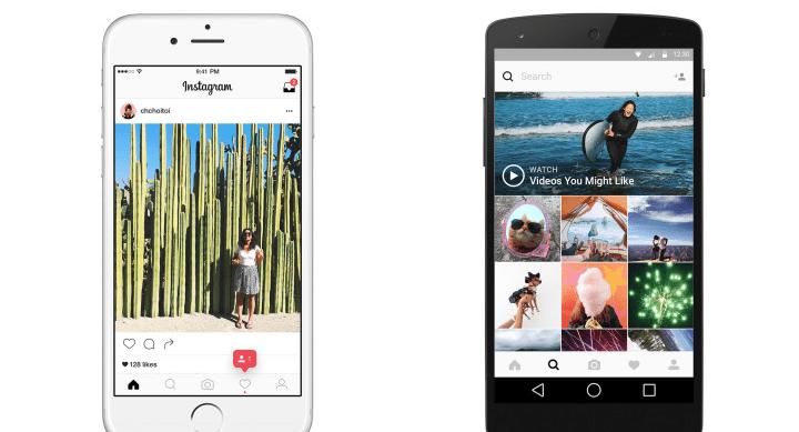 Imagen - Instagram ya no muestra fotos en orden cronológico