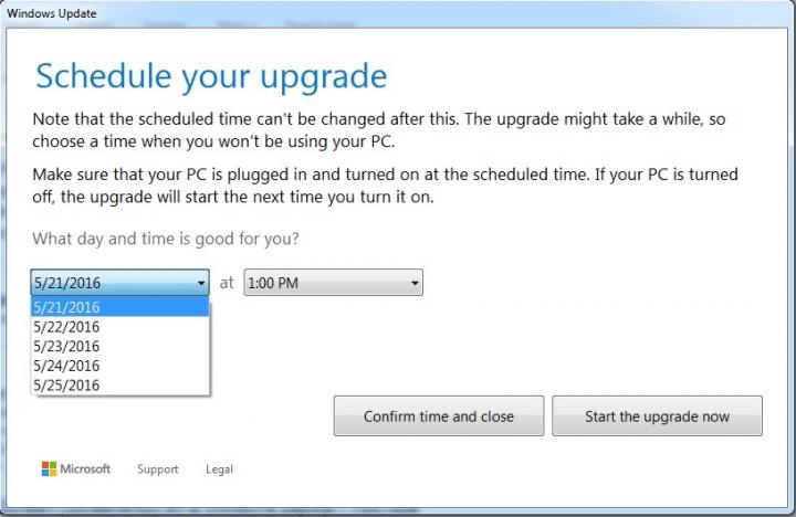Imagen - Aparece una ventana de actualización a Windows 10 imposible de cerrar