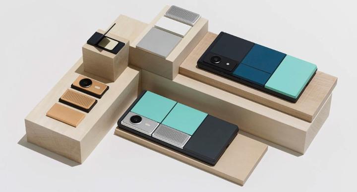 Project Ara, el smartphone modular de Google, saldrá en 2017