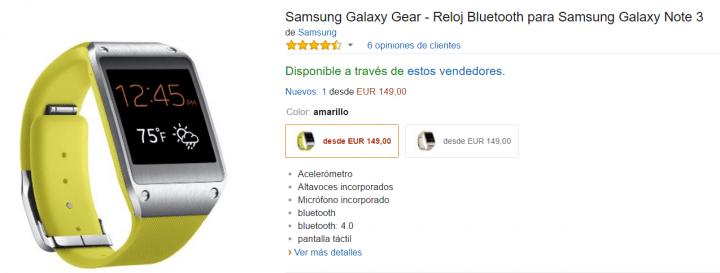 Imagen - 5 smartwatches por menos de 150 euros