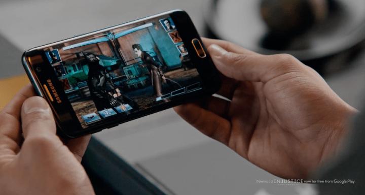 Samsung Galaxy S7 Edge Injustice Edition, inspirado en Batman, ya es oficial