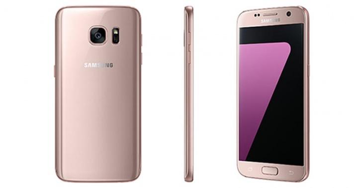Imagen - Orange lanza las llamadas WiFi y el Samsung Galaxy S7 en color rosa