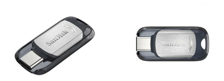 Imagen - Llegan las nuevas memorias USB SanDisk iXpand y Ultra USB Type-C