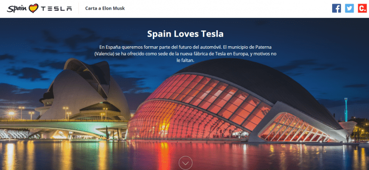 Imagen - Spain Loves Tesla, la iniciativa forocochera para traer Tesla a España