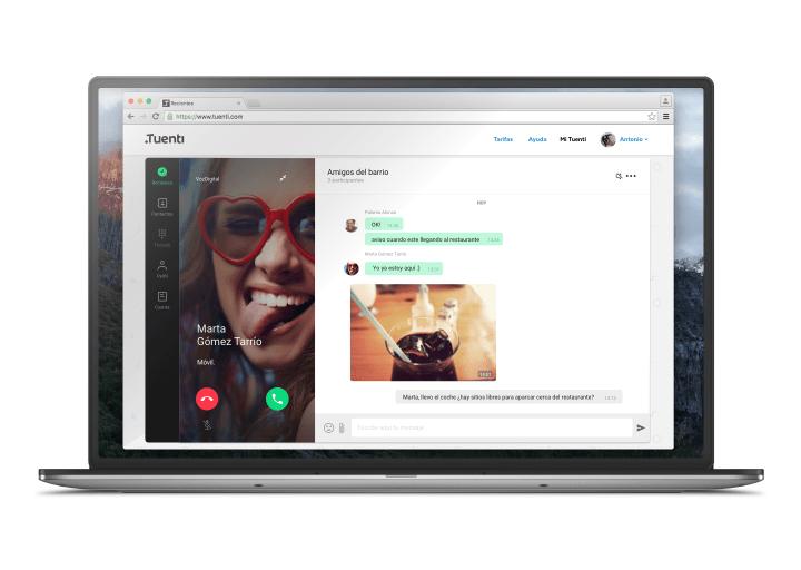 Imagen - Tuenti renueva su web dando más importancia a las llamadas y al chat: la red social cierra