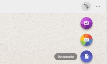 Imagen - WhatsApp para ordenador ya permite compartir documentos