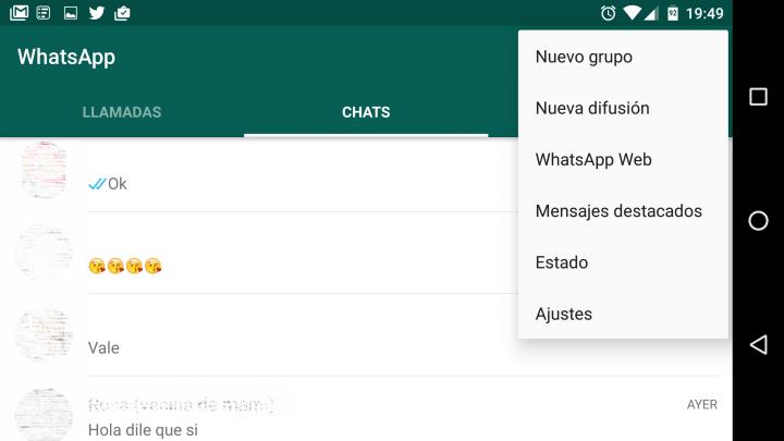 Imagen - 7 trucos para WhatsApp