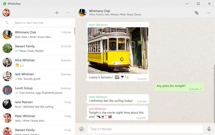 Imagen - Descarga ya el cliente oficial de WhatsApp para Mac o Windows