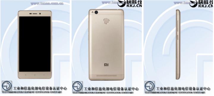 Imagen - Xiaomi Redmi 3A, el próximo smartphone con gran batería
