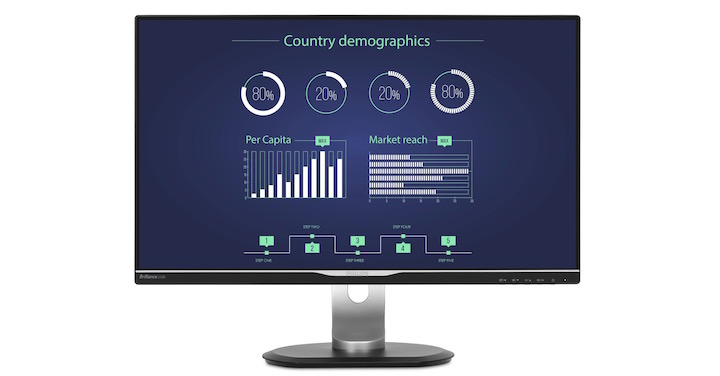 Philips lanza al mercado su primer monitor con USB Tipo-C