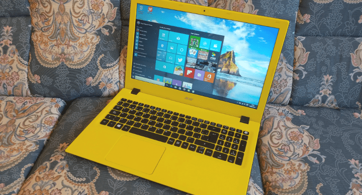 Imagen - Review: Acer Aspire E 15, un portátil con un gran diseño a buen precio