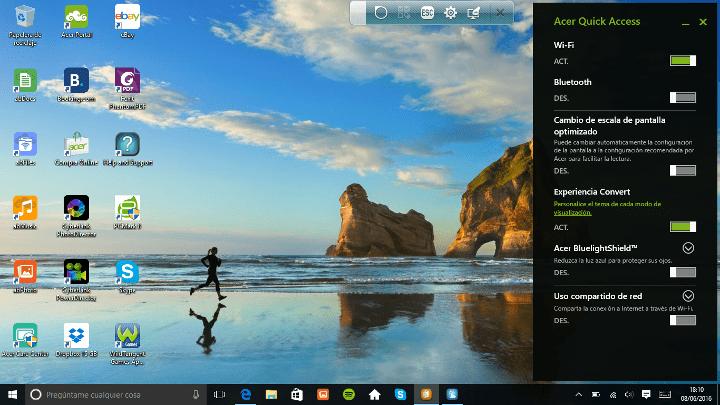 Imagen - Review: Acer Aspire R 11, un portátil convertible completo y asequible