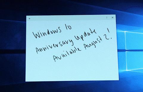 Imagen - Windows 10 Anniversary Update llega el 2 de agosto: conoce las novedades
